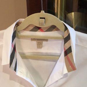 Authentic Burberry blouse